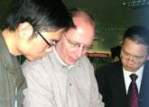Bernert in China