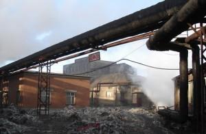 Coke production site.
