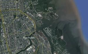 Riachuello arrives in Río de la Plata